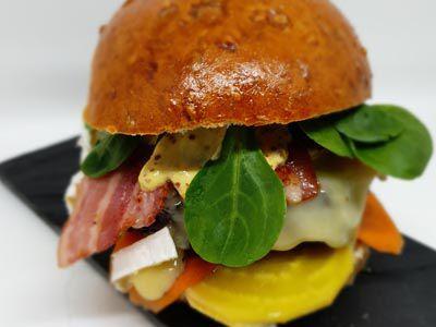 Seconde participation à la coupe de France de burger