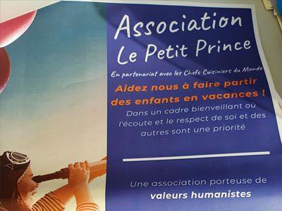 Participation à la distribution des potages sur Lyon