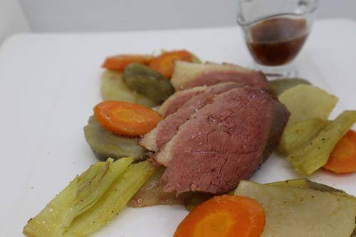 Formation sur la cuisson sous vide à basse température