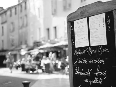 Création des cartes et menus de son restaurant - JP Formation